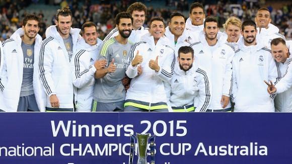 Реал влезе в ритъм и разби Ман Сити пред 100 000 в Мелбърн (видео)