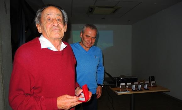 Доайенът на българския алпинизъм навършва 90 години