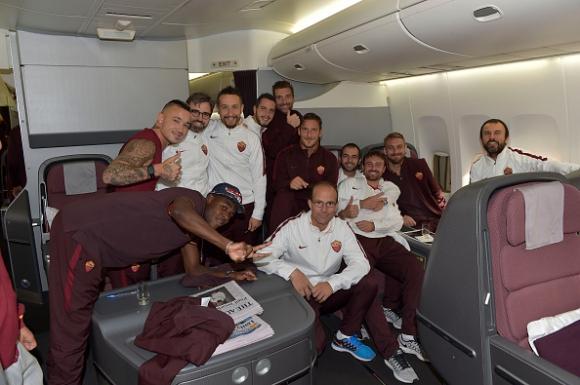 Петима играчи на Рома не бяха допуснати в Индонезия