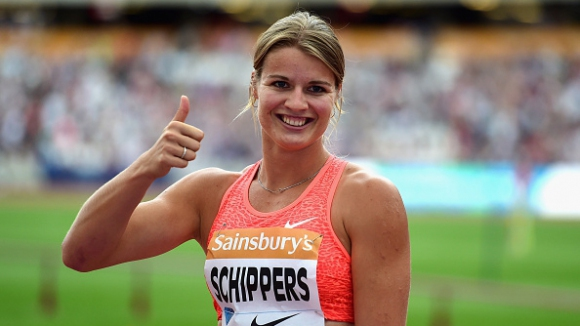 Дафне Схипърс с нов рекорд на Холандия на 100 метра