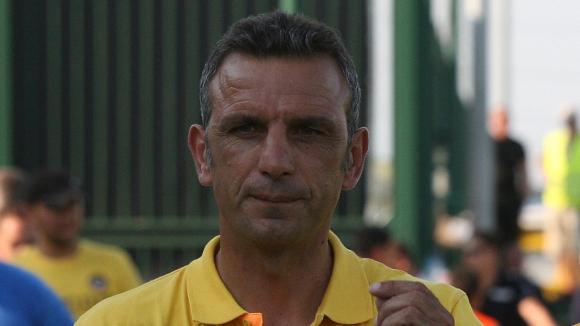 Петър Пенчев: Аз съм виновен за загубата