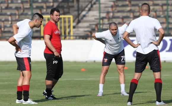 Двама отпаднаха от групата на Локомотив (Пловдив) за мача с Берое