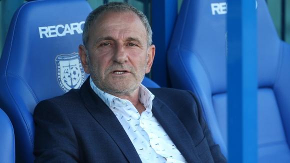 Никола Спасов: Съдиите влияеха през цялото време на изхода на мача