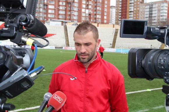 Георги Пеев: И за едно полувреме мога да вкарам три гола (видео)