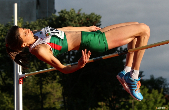 Двойна българска победа в скока на височина