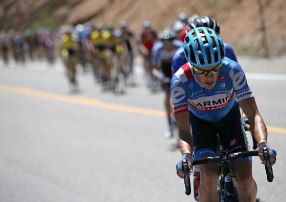 Американски колоездач с положителна проба за синтетичен тестостерон