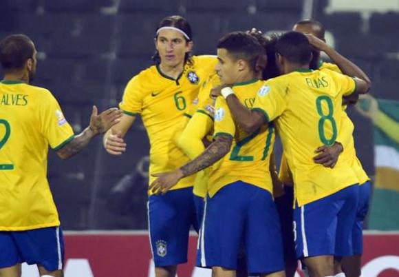 Бразилия ще играе контрола с Коста Рика през септември