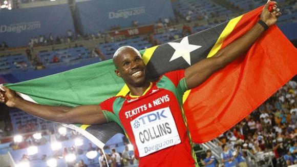 39-годишният Ким Колинс ще бяга на Световното в Пекин