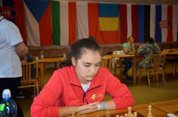 Викория Радева с втори бронз на Евро 2015 по шахмат