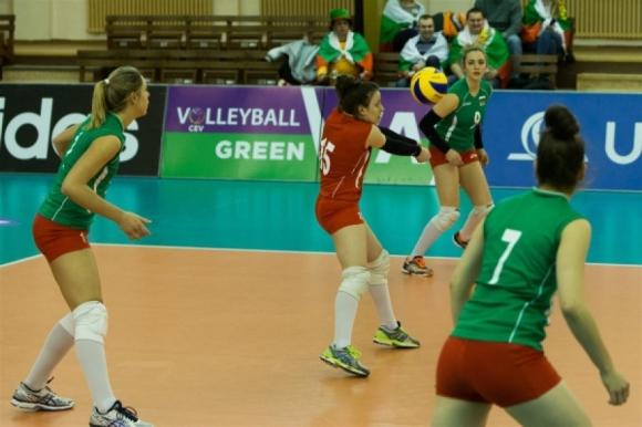 Разширен състав на България за световното първенство по волейбол за жени до 20 години