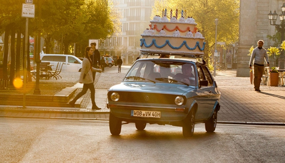 Volkswagen: Честит 40-и рожден ден, Polo! (Видео)