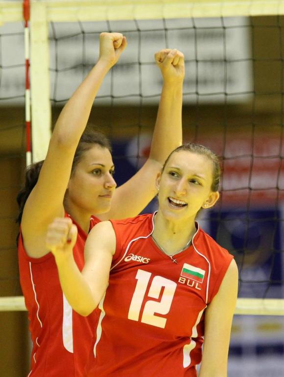 Мира Тодорова подписа с вицешампиона на Франция