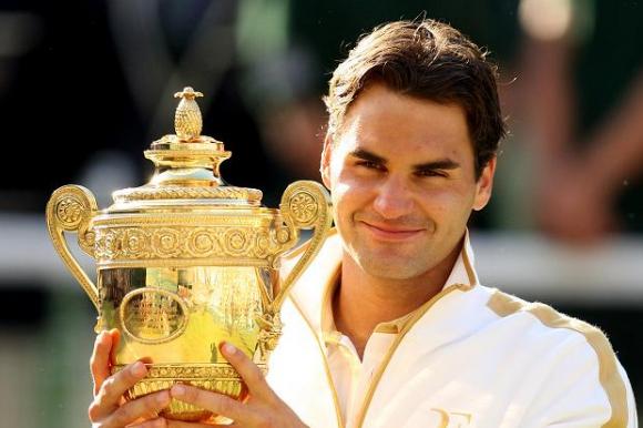 Великият Федерер празнува рожден ден