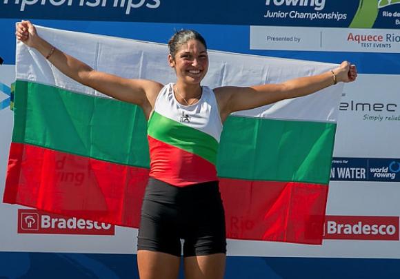 Деси Георгиева спечели бронзов медал на Световното в Рио де Жанейро (ГАЛЕРИЯ)