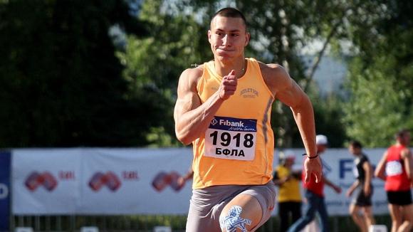 Петър Пеев е най-добър млад спортист на юли