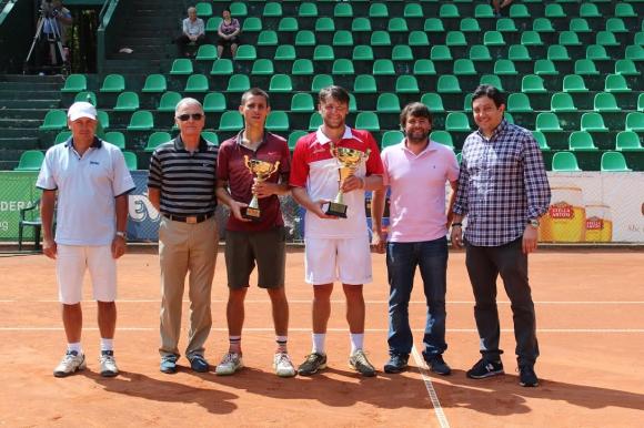 Тото Грозданов завоюва трета титла от държавното първенство