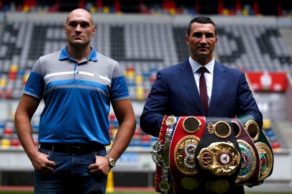 Фюри: Ако Кличко има 10 братя, готов съм да се бия с всички тях