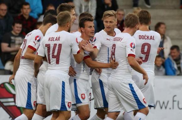 Чехия вече е на Евро 2016 (видео)