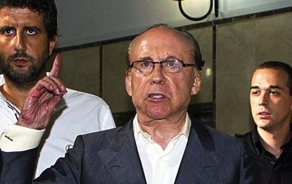 Почина легендарен президент на Райо