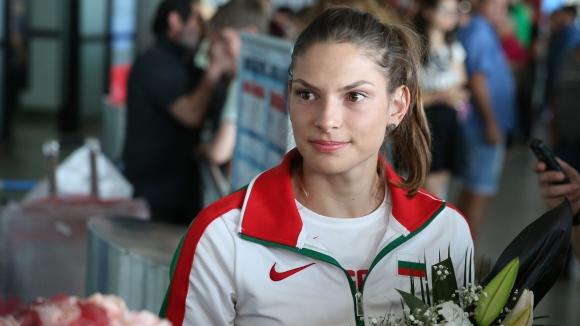 Габи Петрова ще скача на финалния турнир от Диамантената лига в Брюксел
