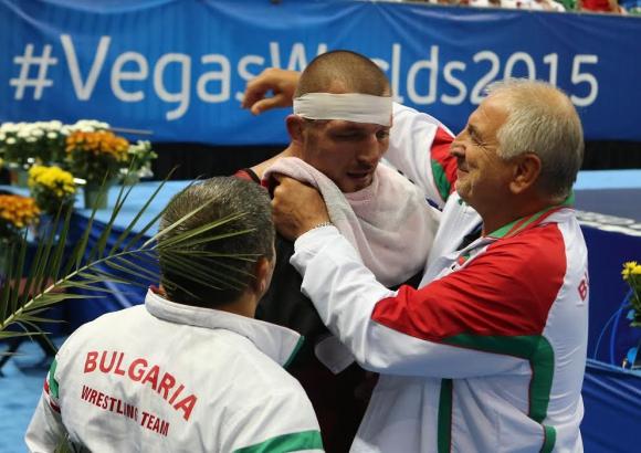 Гури: Надявам се, че Господ е запазил един медал за догодина