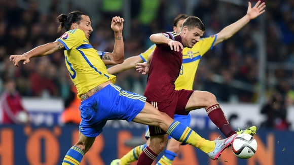 Ибрахимович излиза титуляр срещу Австрия въпреки травмата