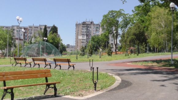 Четири спортни турнира за откриването на новия парк в Стара Загора