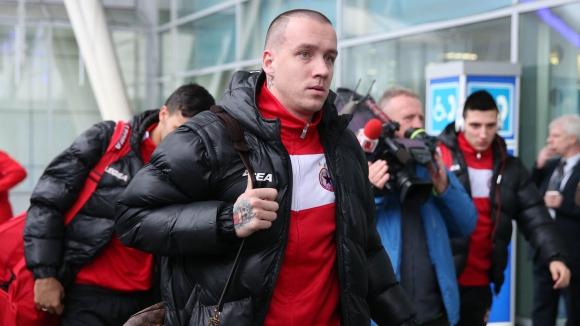 Кукоч с благодарности към ЦСКА