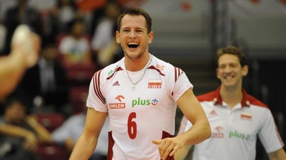 Полша обърна Русия с 3:1 в дербито на Световната купа! Курек - Мусерский 25:20 (ВИДЕО + ГАЛЕРИЯ)