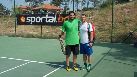 Шампионско присъствие на FPI Tennis Cup в Санта Марина