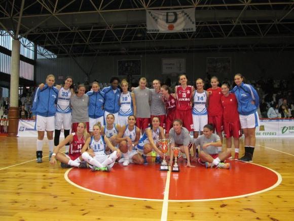 """Четири баскетболни отбора от България, Сърбия и Румъния ще мерят сили на турнира """"Русчукъ"""""""