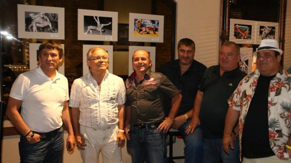 Любо Ганев удвои пари на благотворителна БГ вечер във Вегас