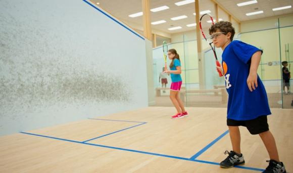България отбелязва Световния ден на скуоша с турнир за деца