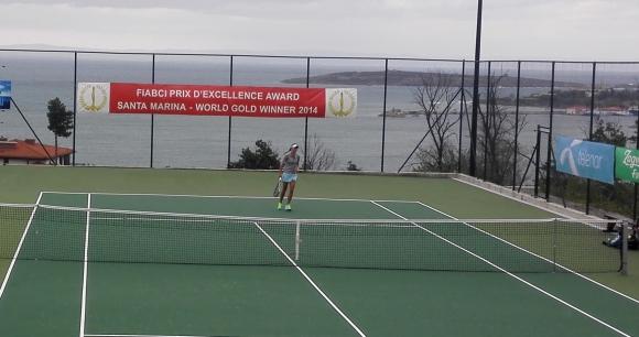 """Три българки на 1/4-финал на """"Santa Marina Open"""", Терзийска в спор за титлата на двойки"""