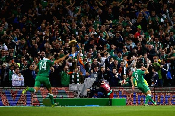 Ейре лудее, световният шампион на колене в Дъблин! (видео)