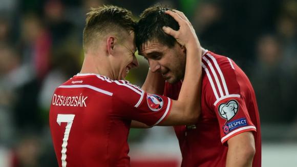 Унгария заплете възела в група F