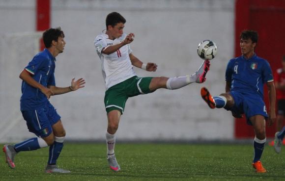 Юношите на България победиха Турция в Анталия