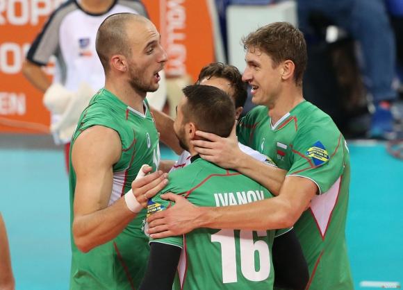 България се класира за следващата фаза на Евроволей 2015 (ВИДЕО + ГАЛЕРИЯ)