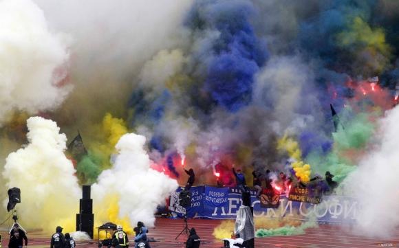 Ето как може да се вземат билети за Левски-Лудогорец от утре