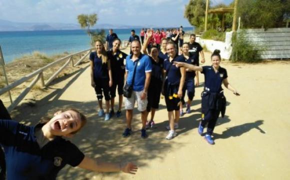 Марица с бронз от силен турнир в Гърция