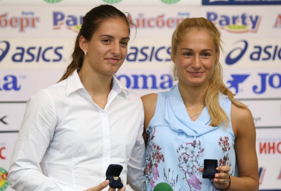 Сестри Стоеви щастливи: За първи път побеждаваме двойка от топ 10 на света