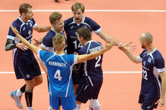 Финландия в плейофите на Европейското след 3:0 над Словакия