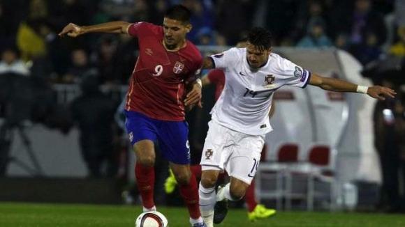 Отпуснатите португалци завършиха с победа в Белград