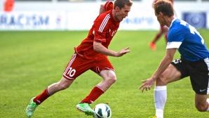 Хлеб пропуска мачовете със Словакия и Македония