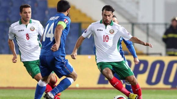 Осем години по-късно България отново победи у дома в евроквалификация (видео+галерия)