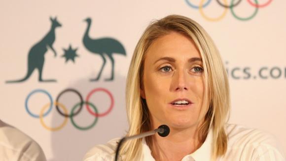 Сали Пиърсън се готви за защита на олимпийската си титла