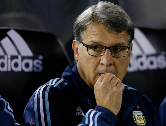 Мартино: Определено не съм доволен от точката срещу Парагвай