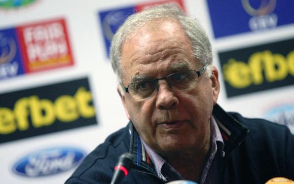 Данчо Лазаров: Боби Михайлов ми призна, че волейболът е №1 у нас