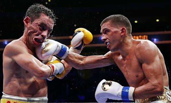 Лий Селби си защити титлата световен шампион по бокс за професионалисти