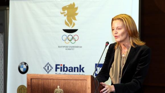 Стефка Костадинова: През 1992 г. се загуби държавният приоритет за спорта